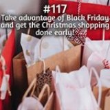 365 things to do with money from Kite Loans - take advantage of #blackfriday and get the #Christmas shopping done early! #loan #fastloan #quickcash #finance #shopping #payday #xmas