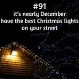 365 things to do with money from Kite Loans - it's nearly December. Buy the best lights for your house this Christmas. #loan #fastloan #quickcash #christmas #xmas #december #christmasdecorations