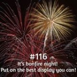 365 things to do with money from Kite Loans - As it's #bonfirenight put on the best display you can! #loan #fastloan #quickcash #finance #fireworks #fireworknight #display