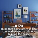 365 things to do with money from Kite Loans - Build that home office so you can work perfectly without leaving the house #loan #fastloan #finance #quickcash #stayhome #stayathome #home #homeoffice #office